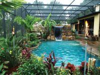 100+ Amazing Small Indoor Swimming Pool Design Ideas ...