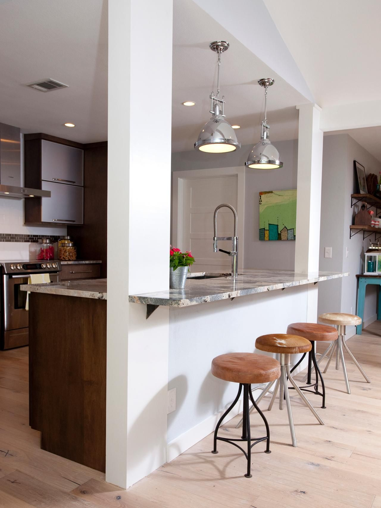 Kitchen ideas medium size framed kitchen with pass through countertop - Kitchen Ideas Medium Size Framed Kitchen With Pass Through Countertop Pantries For Small Kitchens Pictures Download