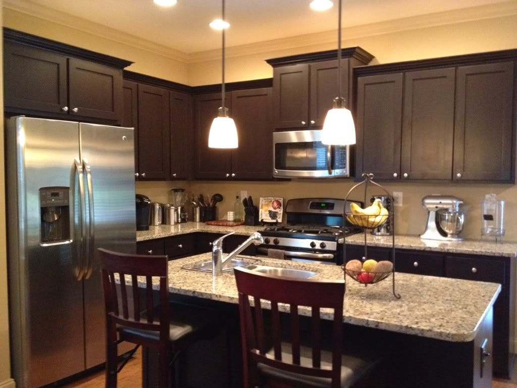 kitchen remodeling montgomery al expresso cabinets almost identical to what my kitchen will actually look like
