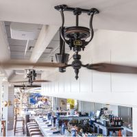 Vintage-Style Ceiling Fans Bring Charm to CoV in Wayzata ...