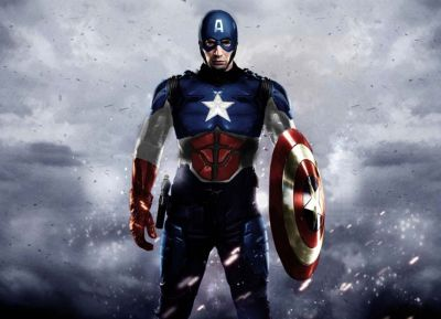 Captain America The First Avenger HD Wallpapers Backgrounds | HD Wallpapers | Pinterest | Capt ...