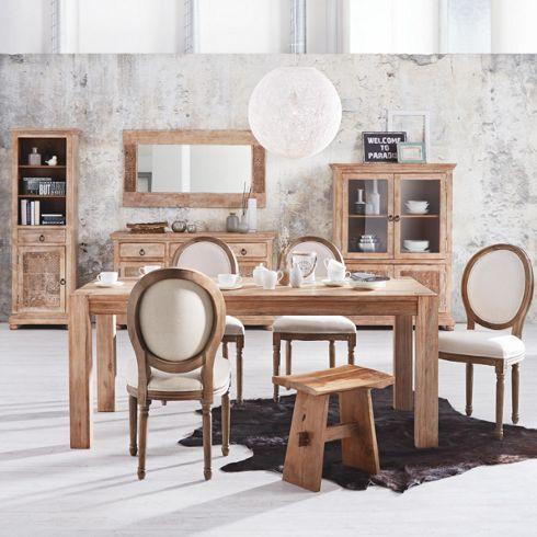 Der Stuhl BELVEDERE bringt die üppige Pracht des Barock in Ihr - esszimmer barock