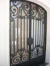 Puertas de Hierro, Herrera Artesanal en Puertas en Hierro