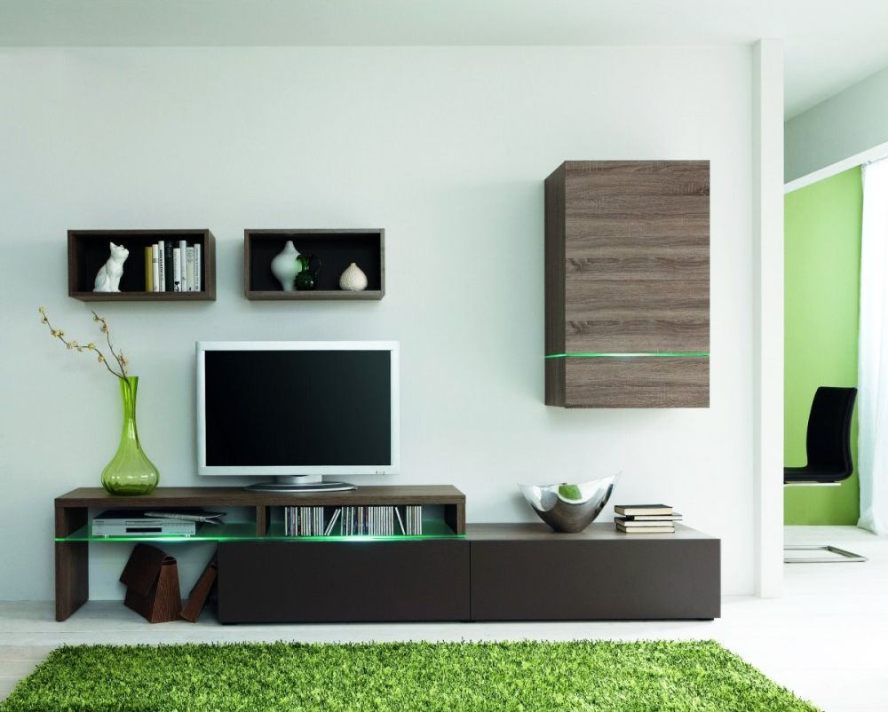 Modern Wall Units Amsterdam Combination 11887 Modern Wall Unit By Creative Furniture