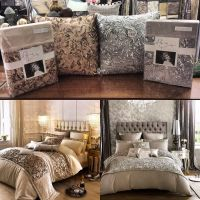 Kylie Minogue Alexa Sequin Bedding in gold or silver. Gold ...