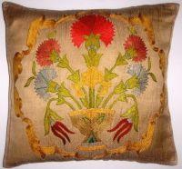 Suzani Pillow | Home | Pinterest | Pillows, Crochet and ...