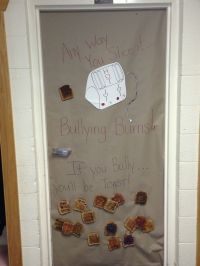 Anti-Bullying Door Decorations | Classroom doors ...