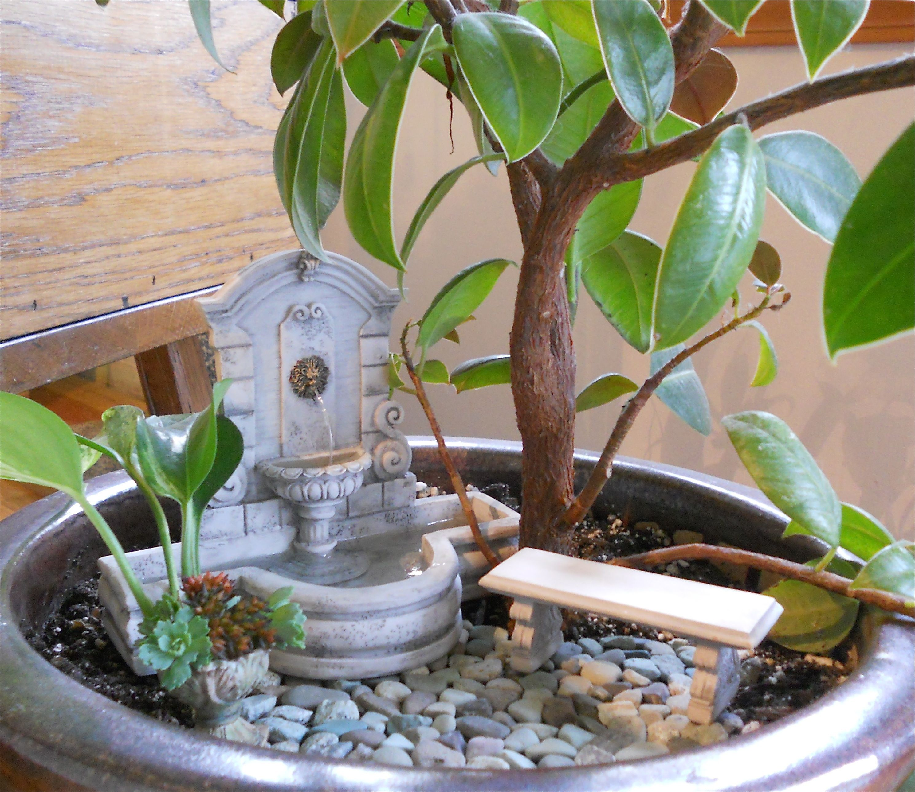 Indoor Zen Garden Ideas How To Make A Tiny Indoor Zen Garden