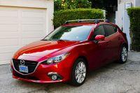2014/2015 Mazda 3 OEM Roof Rack Installation   Roof rack ...