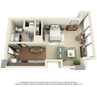 studio apartment floor plans furniture layout - Google ...