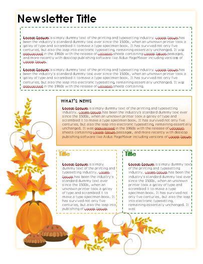Free Teacher Newsletter Templates Downloads Newsletter Templates - microsoft word newsletter templates free download