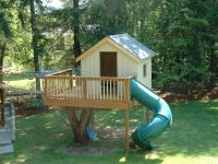 treehouse ideas | Labels: Tree House Projects | Treehouse ...