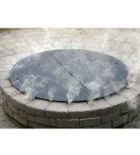 wire mesh lids cover for firepits | Home : Heavy-Duty ...