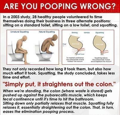 Are you #pooping wrong? Stool Color Chart Pinterest Remedies - stool color chart