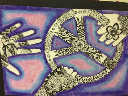 Seniors Art Projects