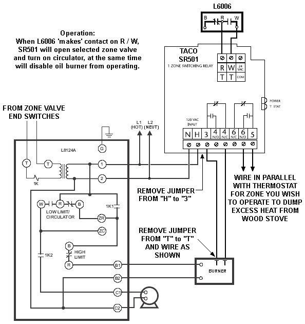 honeywell thermostat wiring diagram motorhome