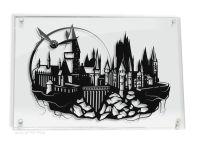 Harry Potter Hogwarts Castle and Golden Snitch ...