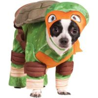 Teenage Mutant Ninja Turtles Michelangelo Dog Costume ...
