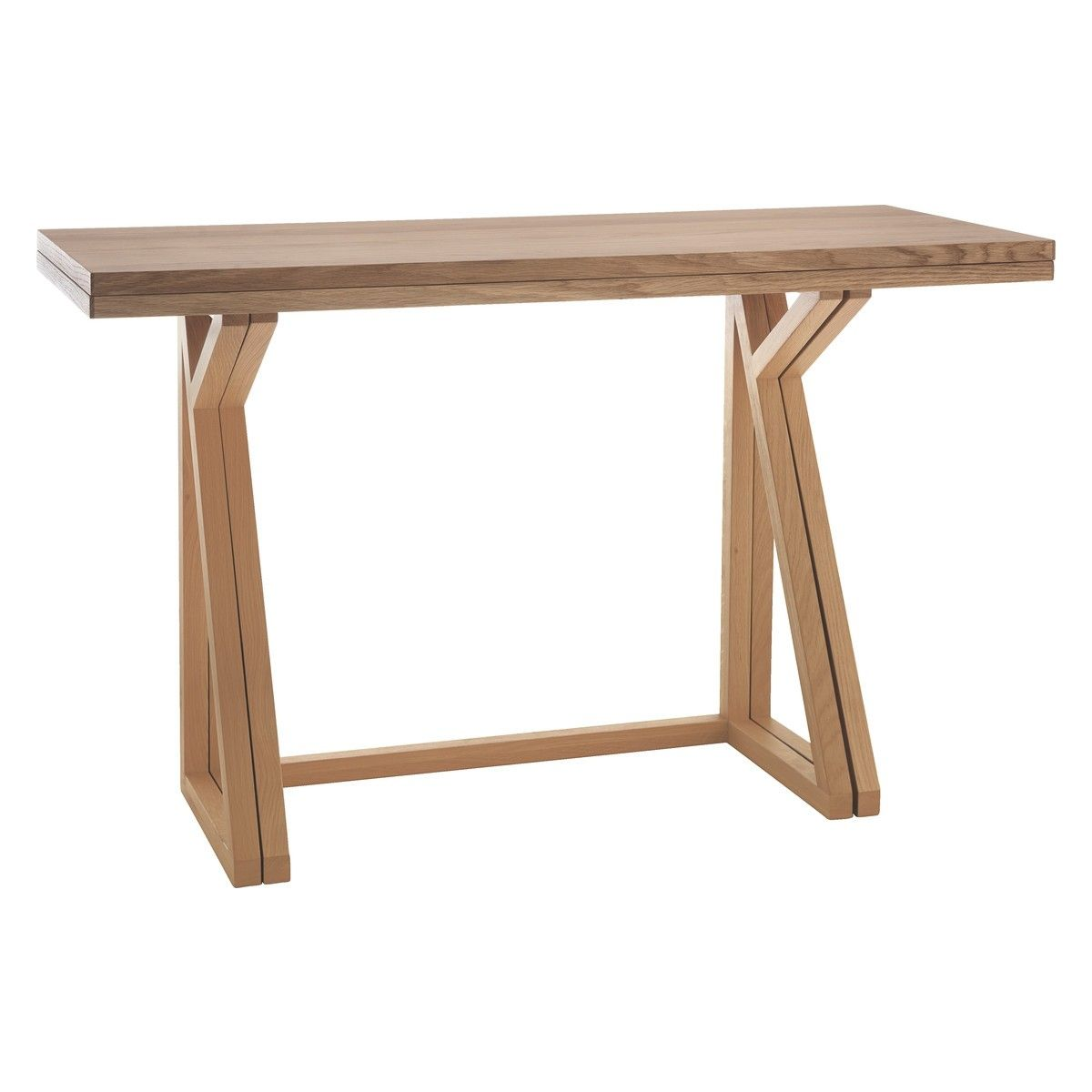 Console To Dining Table Folding Console Dining Table Droughtrelief Org