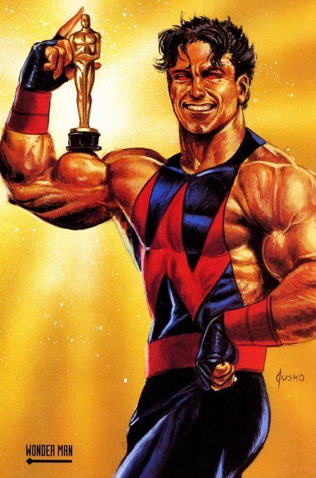 Wonder Man Marvel Movie