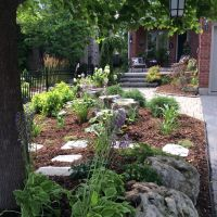 Small Front Yard Landscaping Ideas No Grass | www.imgkid ...
