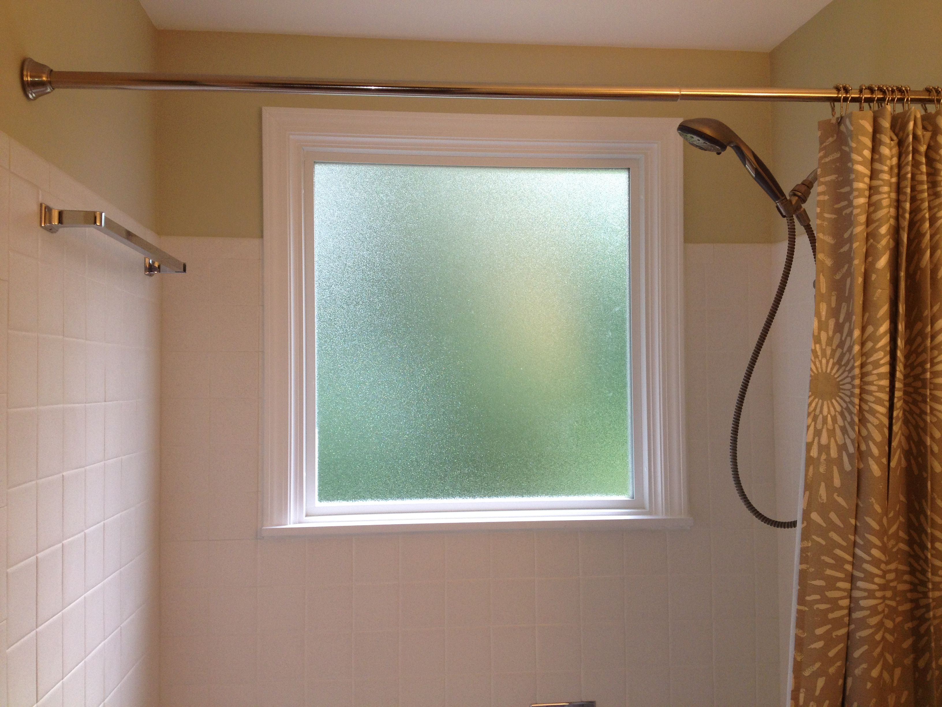 Fenster Bad What To Do If You Have A Window In Your Shower
