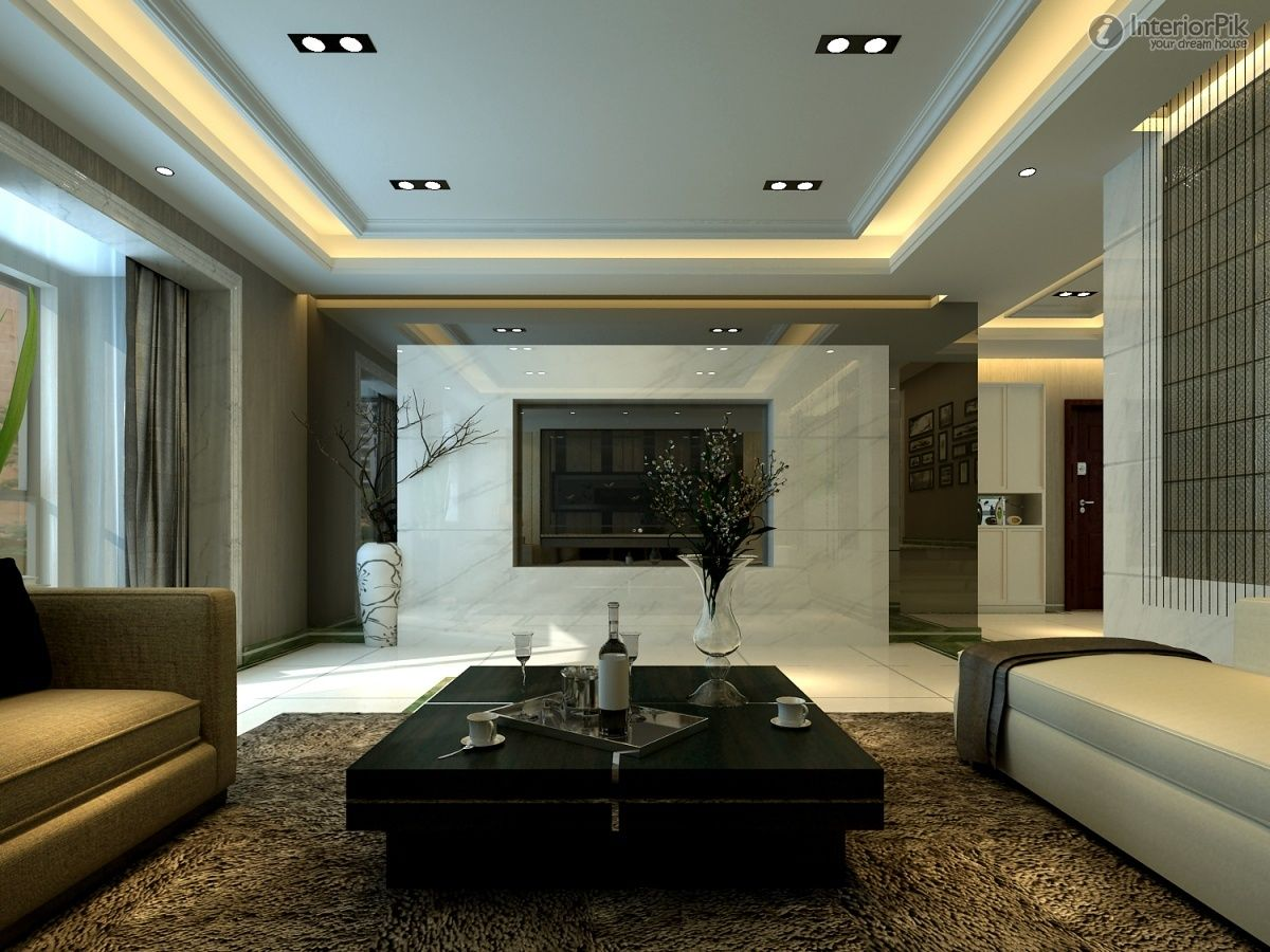 Living Room Tv Luxury Modern Living Tv Room Design White Marble Paneling