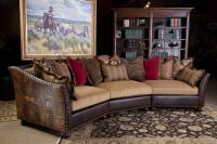 JLB Design Sectional | Western art, Emboss and Westerns
