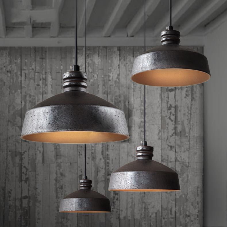 Industrial Hanging Lights Cool Industrial Pendant Lights … | Pinteres…