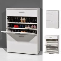 slim shoe rack cabinet