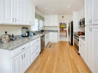 light bamboo wood floors with white cabinets | ... Bamboo ...