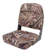Folding Boat Seats Max5 Camo Fishing Bass Chair ...