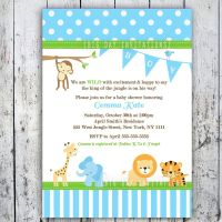 Baby Shower Invitations Ideas For Boys | www.imgkid.com ...