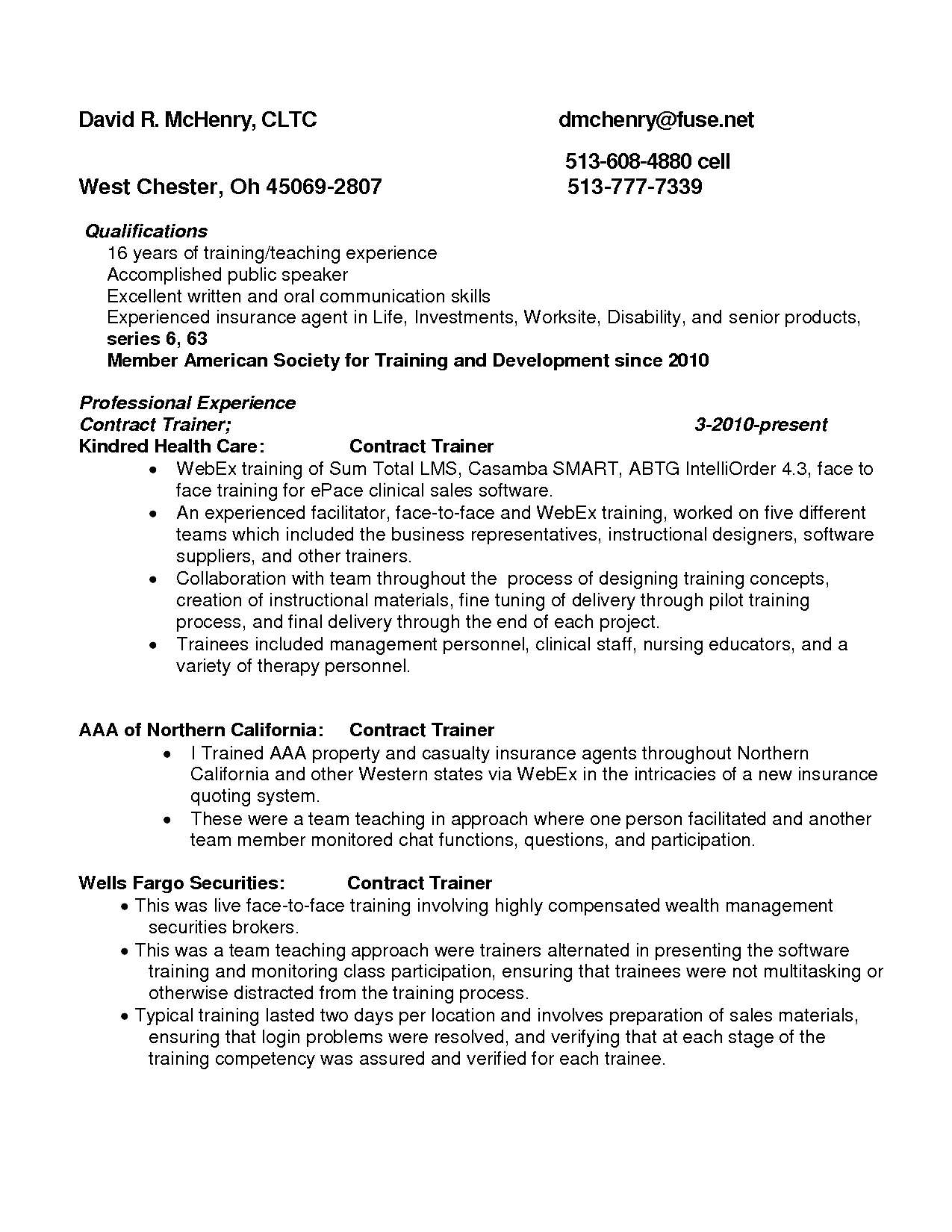 contract specialist cover letter