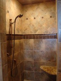 Doorless Shower Designs   Doorless Shower Design Ideas ...