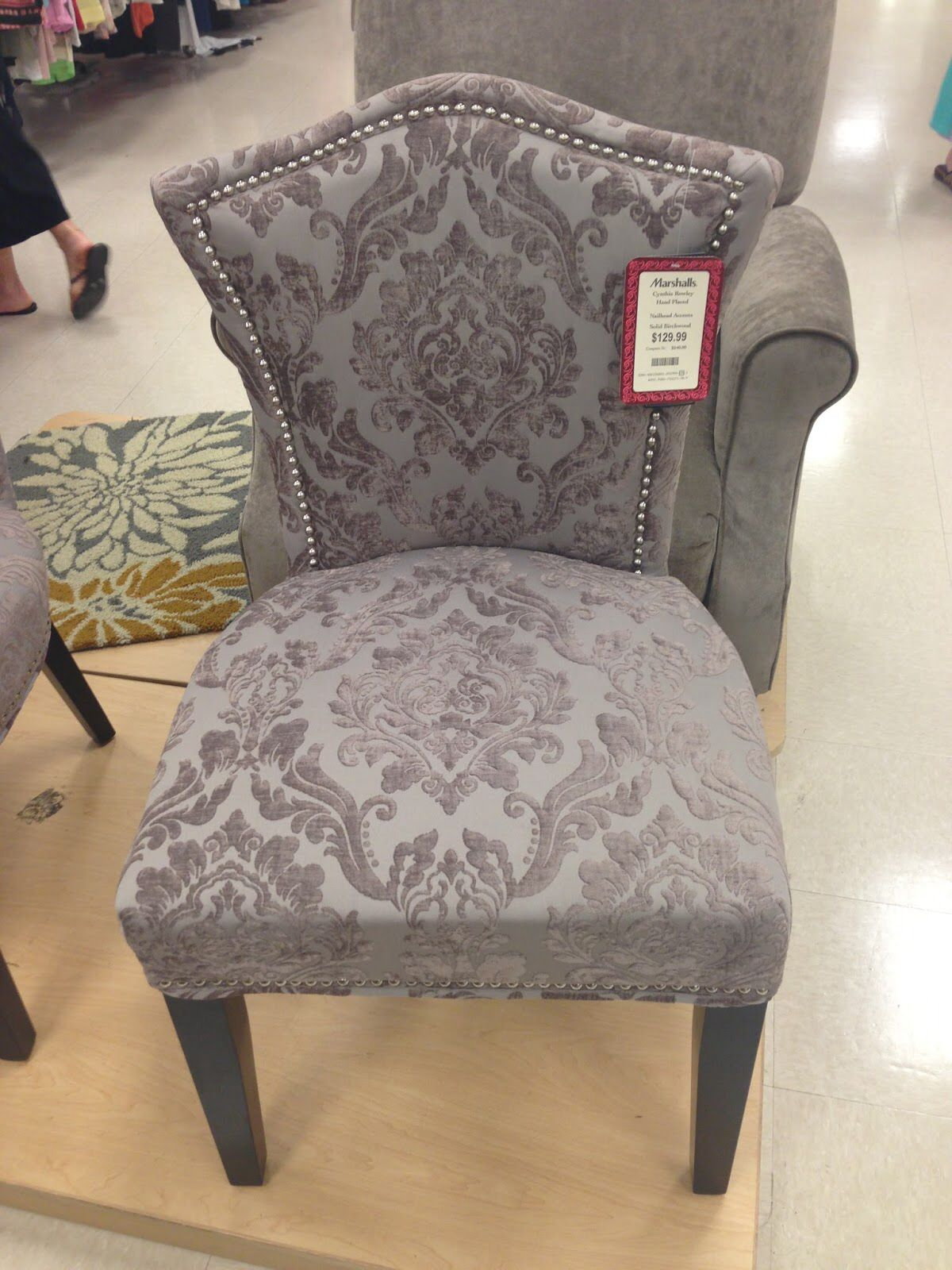 Homesense Accent Chairs Love This Chair Its Definitely A Must Have For Me A