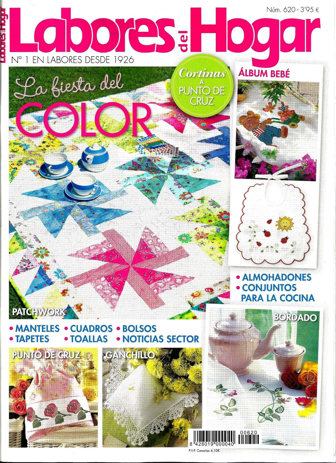 Labores De Hogar Revistas De Costura Of Work Craft Books Magazines