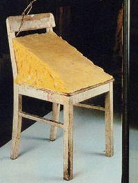 Joseph Beuys, Fat chair, 1964 | Sculpture | Pinterest ...