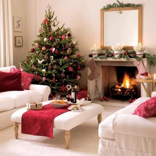 BEAUTIFUL CHRISTMAS DECORATION IDEAS Christmas home decorating - christmas home decor ideas