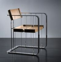Hang-On Bauhaus Special Chair by Rogier van Camelbecke ...