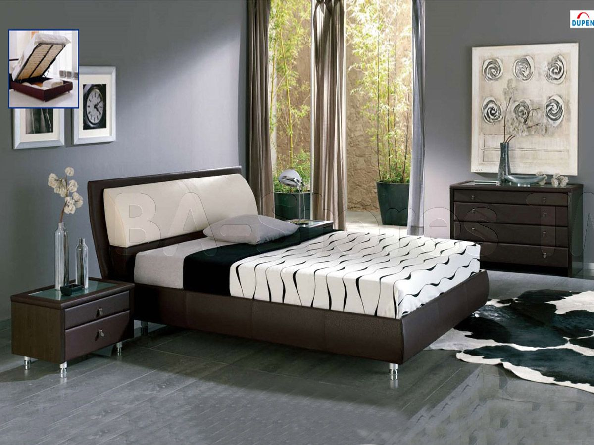 Bedroom Inspiration Grey Bed Small Gray Bedroom Design Inspirations With Elegant Brown