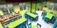 daycare interior paint designs | interior design for day ...