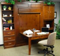 What You Can Expect Of Murphy Bed Desk Combo   Fortikur ...