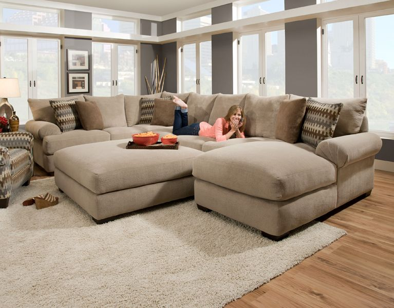 Best 25+ Oversized couch ideas on Pinterest Small lounge - oversized living room sets