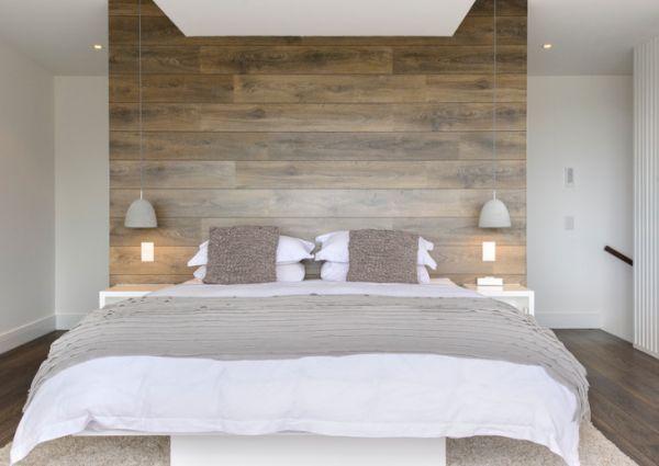 coole deko ideen schlafzimmer klein eng platzsparend bett schlicht - ideen schlafzimmer