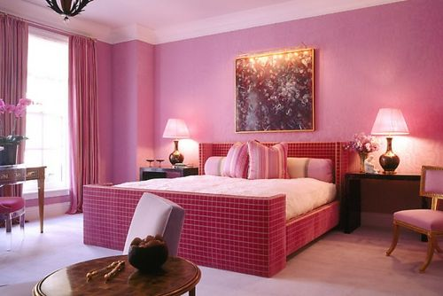 Feng Shui Badezimmer über dem Schlafzimmer einrichten - Tipps und - badezimmer pink