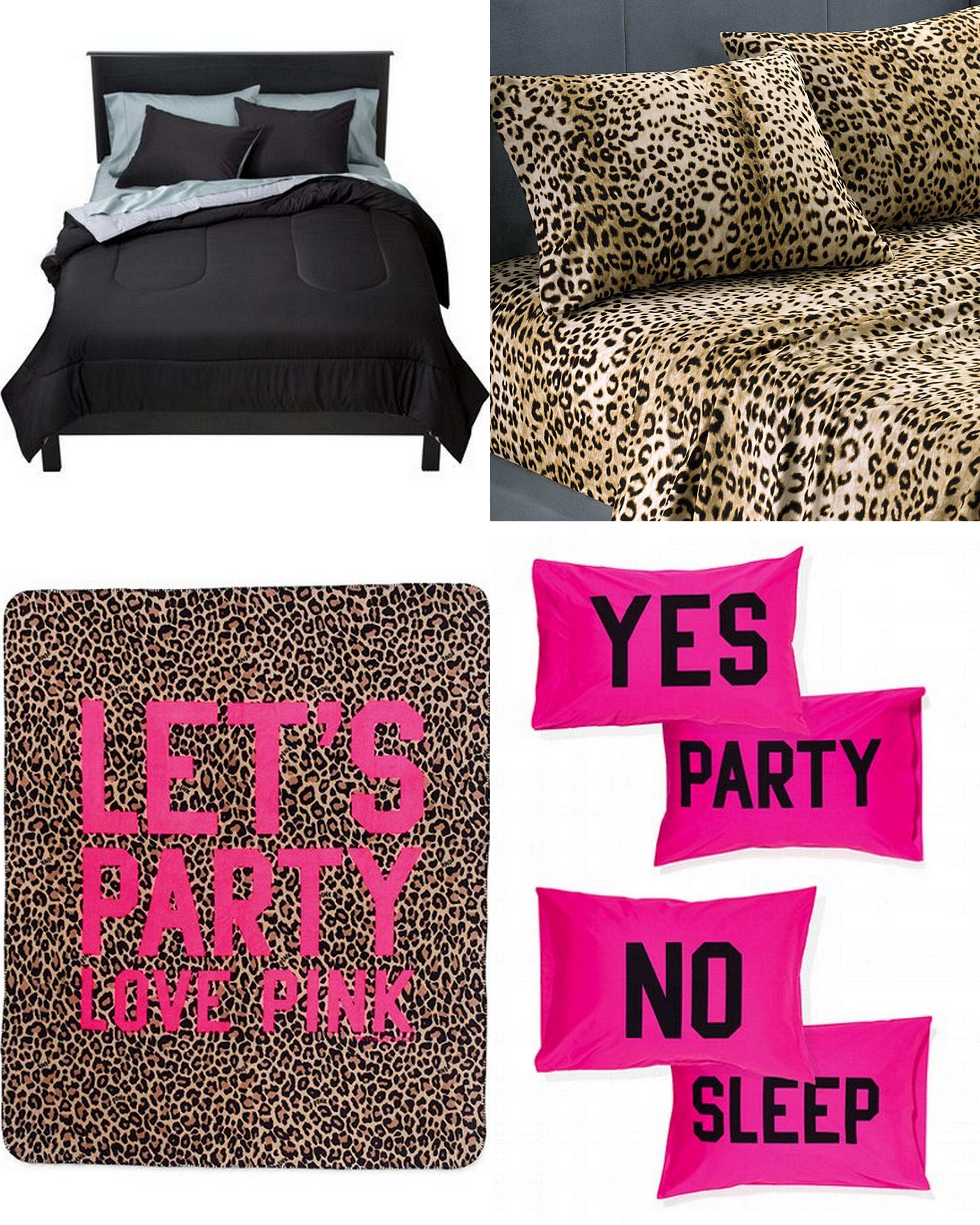 My bed set target plain black comforter overstock com cheetah sheets pillowcases vs pink