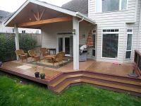 Planning & Ideas:Covered Patio Designs Covered Patio ...