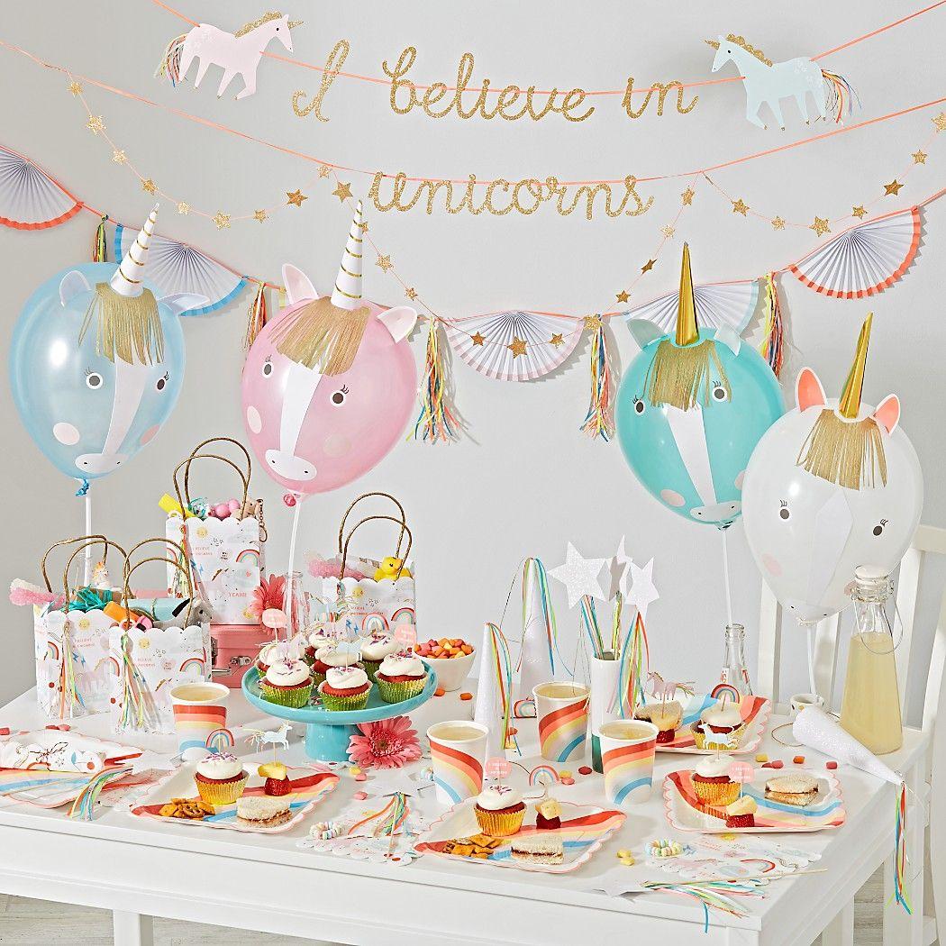 Birthday Decorations Kit