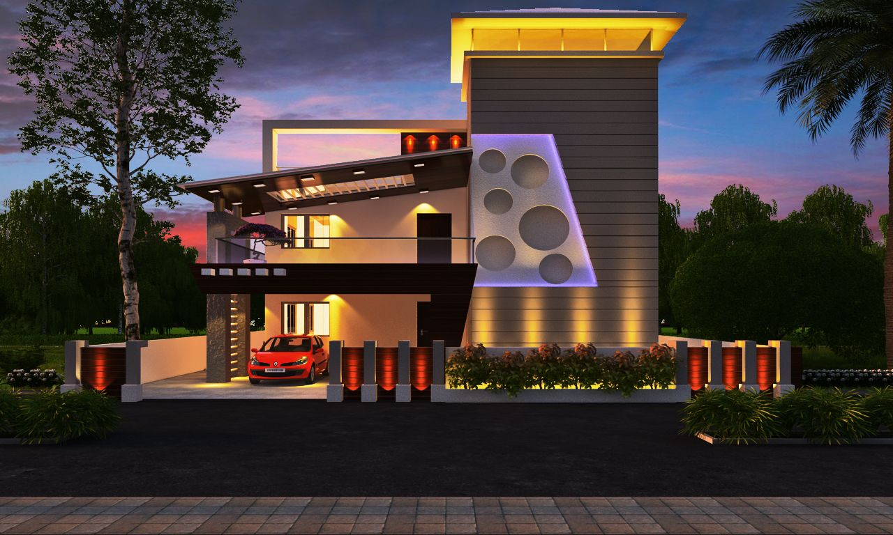 3d Wallpaper Online Shopping India Ultra Modern Boundary Wall Designs Google Search